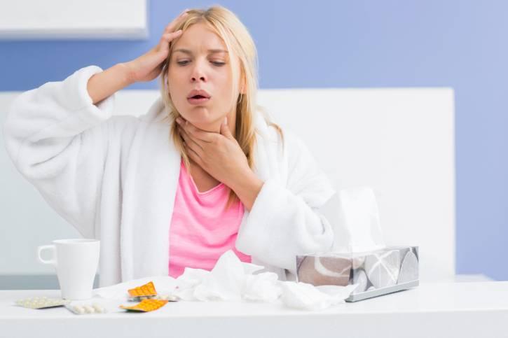 Симптомы протекания заболевания