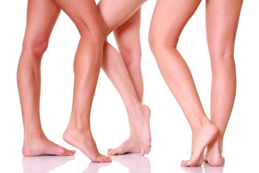 Здоровые и красивые ноги