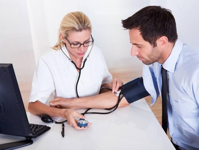 Нижнее значение артериального давления низкое